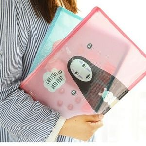 63f5a95943f739 Handbags - No Face Clutch For Small Laptop or iPad- Pink